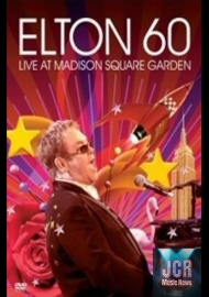 Elton 60 - Live At Madison Square Gardens (DVD IMPORT ZONE 2 + CD)