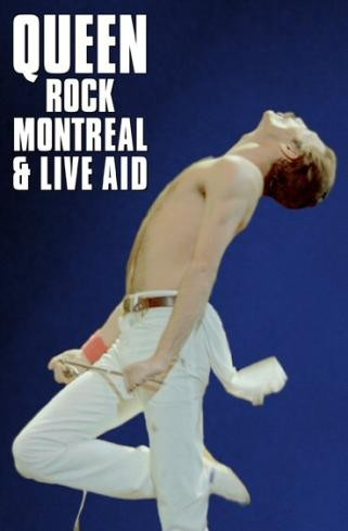 Queen Rock Montreal & Live Aid (2 DVD IMPORT ZONE 2)