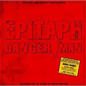 Danger Man ( + Bonus tracks)