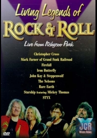 living legend of rock & roll live 1999 (DVD IMPORT ZONE 1)