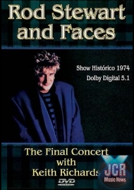 the final concert live 1974 with Keith Richards (DVD IMPORT ZONE 2)