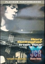 Irish Tour 1974 (DVD IMPORT ZONE 2)