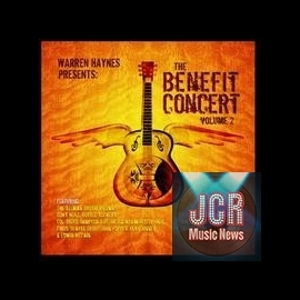 presents the: benefit concert vol 2 (2CD)