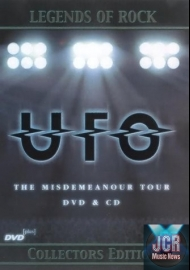 misdemenour tour (DVD IMPORT ZONE 2)