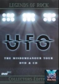 misdemenour tour (DVD IMPORT ZONE 2)