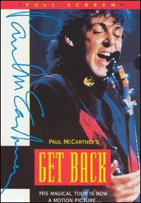 Get Back Live 1989/1990 (DVD IMPORT ZONE 2)