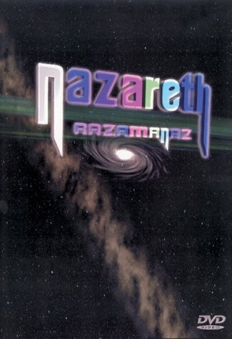 razamanaz live 1985 (DVD IMPORT ZONE 2)