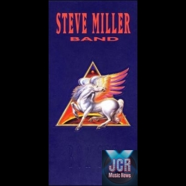 Steve Miller Band (3 CD + LIVRE)