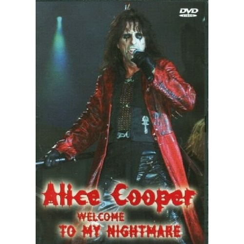 welcome to my nightmare (DVD IMPORT ZONE 2)