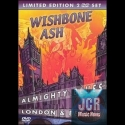almighty blues 2003 + live in bristol 1989 (2 DVD IMPORT ZONE 2*EDITION LIMITEE)