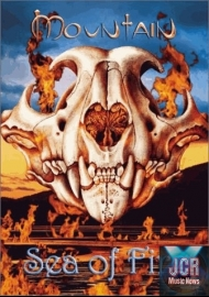 Sea Of Fire Live  2002 (DVD IMPORT ZONE 2)