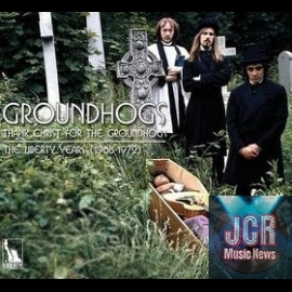 Thank Christ for the Groundhogs: The Liberty Years (1968-1972) (3CD)