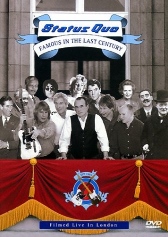 famous in the last century live in london (DVD IMPORT ZONE 2)