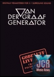 godbluf live 1975 (DVD IMPORT ZONE 2)