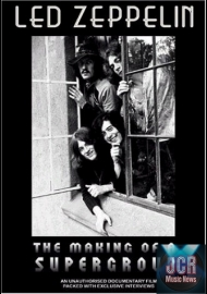 the making of a supergroup (DVD IMPORT ZONE 2)