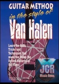 Guitar Method: In The Style of Van Halen (DVD IMPORT ZONE 1)