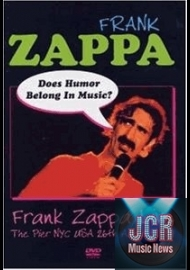 Does Humour Belong In Music? (DVD IMPORT ZONE 2)