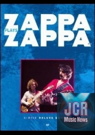 Zappa Plays Zappa (4 DVD IMPORT ZONE 1 + CD)