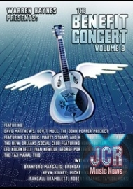 The Benefit Concert Volume 8 (DVD IMPORT ZONE 1)