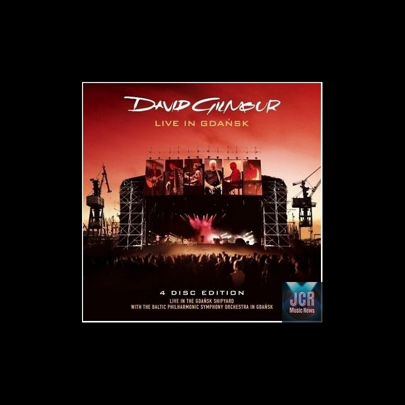 david gilmour live in gdansk 2 dvd import zone 2 2cd jcrmusicnews. Black Bedroom Furniture Sets. Home Design Ideas