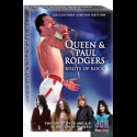 & Paul Rodgers: Roots Of Rock (2 DVD IMPORT ZONE 2 + LIVRE)