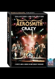 Crazy (2 DVD IMPORT ZONE 2 + LIVRE)