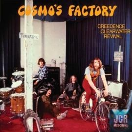 Cosmo's Factory (+ 3 bonus tracks)