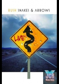 Snakes And Arrows Live 2007 (3 DVD IMPORT ZONE 2)