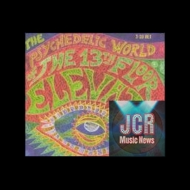 Psychedelic Sounds of the 13th Floor Elevators (COFFRET 3CD)