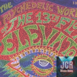The Psychedelic World of the 13th Floor Elevators (3 CD)