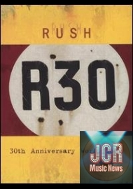 Rush - R30 - live from Frankfurt (2 DVDs + 2 CDs)
