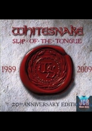 Slip Of The Tongue (20th Anniversary Digipack) (CD & DVD IMPORT ZONE 2)