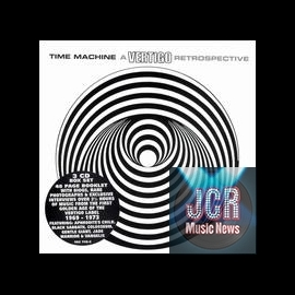Time Machine: A Vertigo Retrospective (3CD)