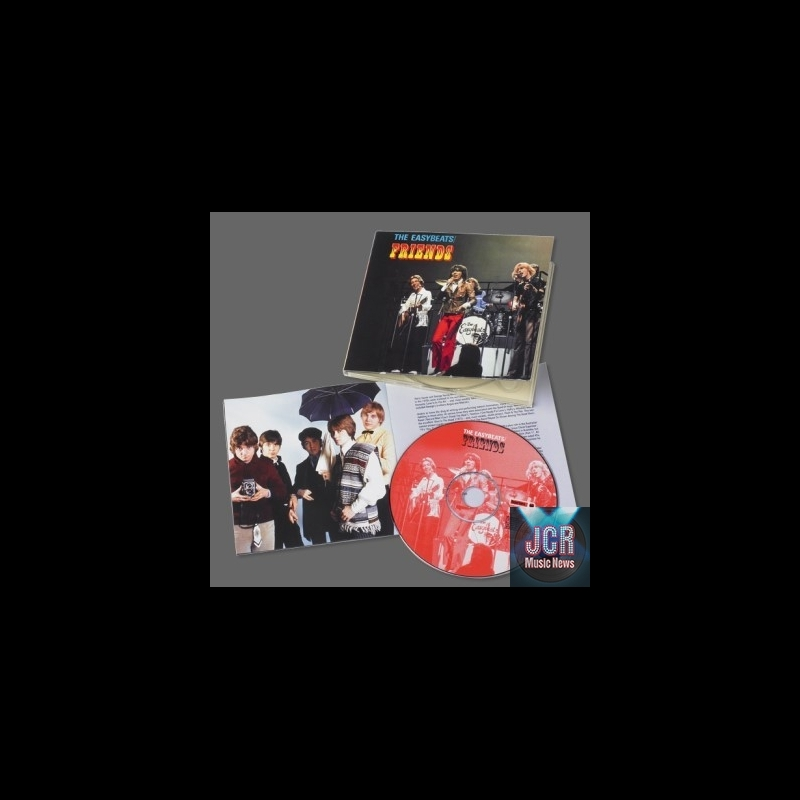 Easybeats Friends Digipack 11 Bonus Tracks