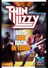 Boys Are Back In Town In Concert (DVD IMPORT ZONE 2)