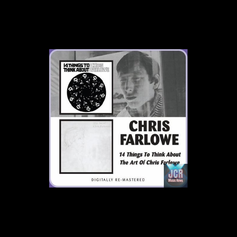 Chris Farlowe 14 Things To Think About