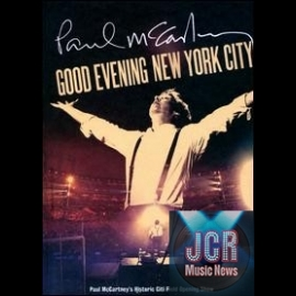 Good Evening New York City (2CD & 2DVD IMPORT ZONE 2* Deluxe Edition)