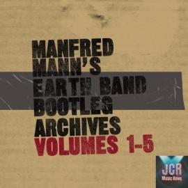Bootleg Archives Vols. 1-5 (5CD Box Set)