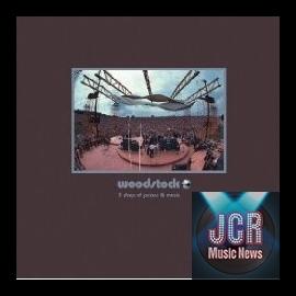 Woodstock 40Th Anniversary (5 Vinyls * Box-Set + Livre)