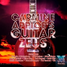 The Definitive Carmine Appice's Guitar Zeus (3CD)
