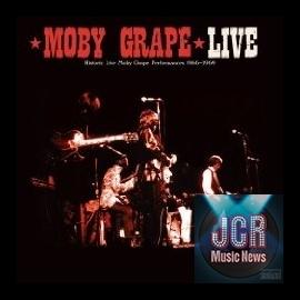 Historic Live Moby Grape Performances 1966-1969