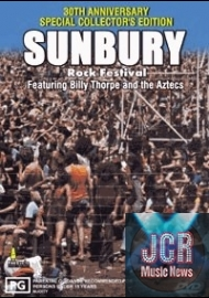 sunbury rock festival (DVD IMPORT ZONE 2)