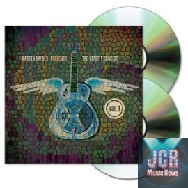 Warren Haynes Presents: The Benefit Concert Volume 3 (2CD)