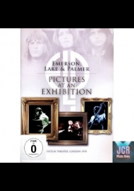 Pictures at an Exhibition Newcastle City Hall am 26.3.71.(DVD IMPORT ZONE 2)