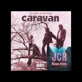 Show of Our Lives: Caravan at the BBC 1968-1975 (2CD)