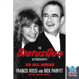 XS All Areas: The Status Quo Autobiography [Paperback](Livre)