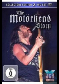 The Motorhead Story (DVD IMPORT ZONE 2)