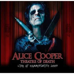 Theatre Of Death-Live At Hammersmith 2009 (CD/DVD)