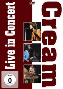 Sunshine Of Your Love: Live In Concert TV Broadcast 1967 (DVD IMPORT ZONE 2)