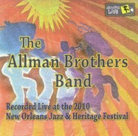 Live At The 2010 New Orleans Jazz & Heritage Festival ( 2CD )